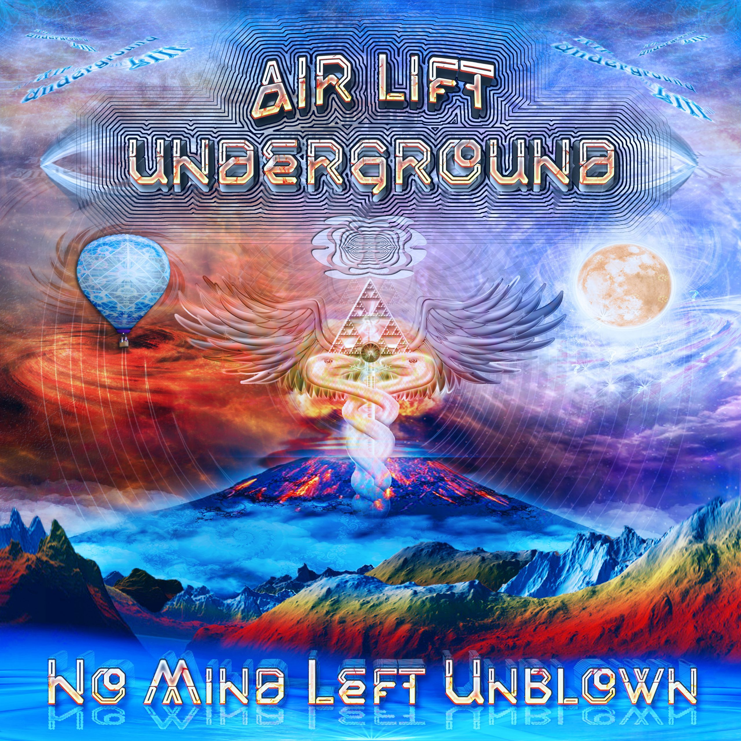 Air Lift Underground